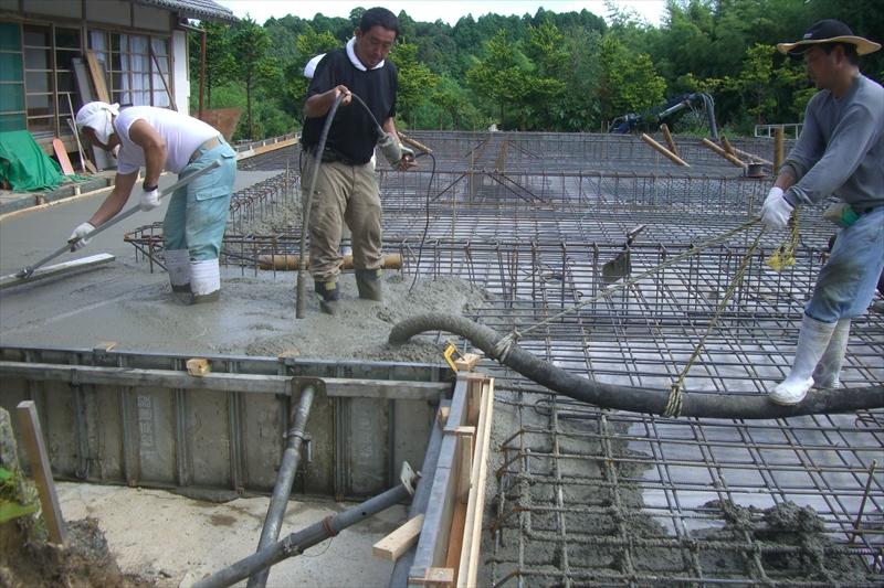 基礎工事・造成工事